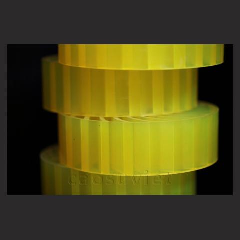 Cao su nhựa được dùng linh hoạt trong nhiều ứng dụng