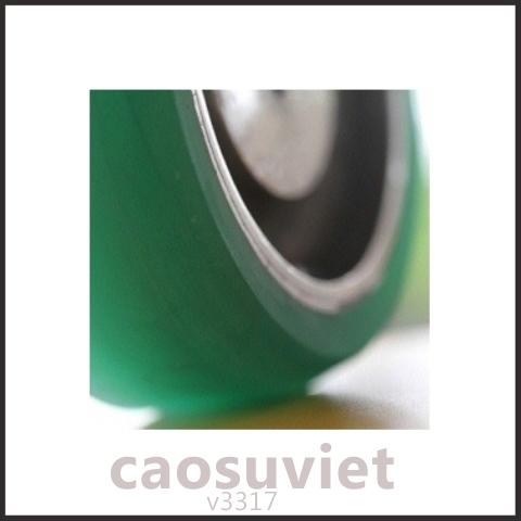 Cao su phụ tùng - Bánh xe cao su nhựa