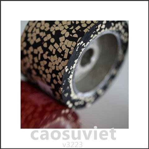 Hình ảnh cao su kỹ thuật - Con lăn cao su được sản xuất tại Cao Su Việt