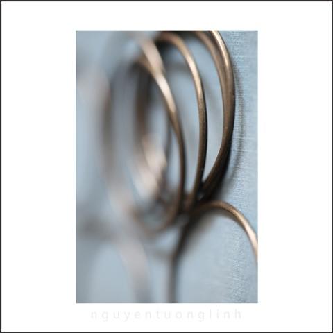 Hình ảnh trừu tượng về đệm cao su làm kín o-ring