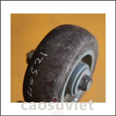 Lõi kim loại của bánh xe cao su