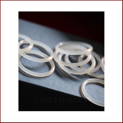 O-ring cao su chất lượng đồng đều
