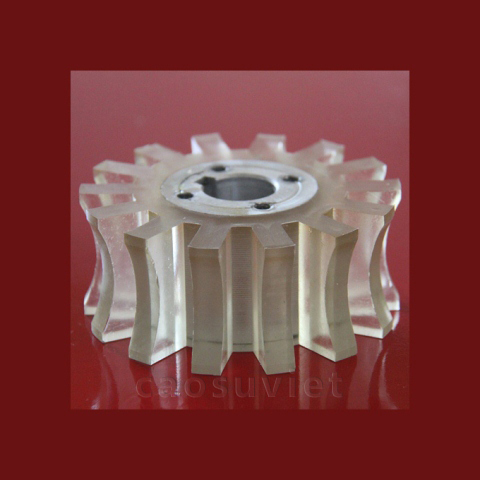 Offer PU gears with high hardness
