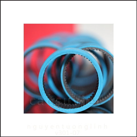 Offer cost-effective, custom rubber belts