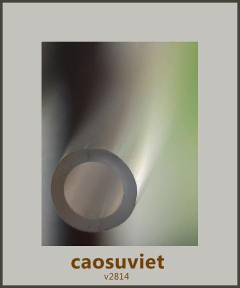 Vietrubber - Ống cao su silicone chịu nhiệt