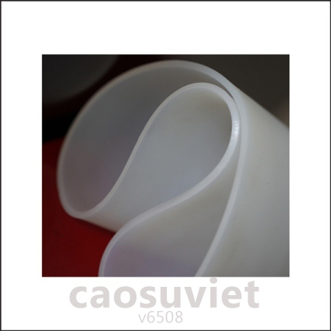 Ống cao su silicone ứng dụng trong thực phẩm