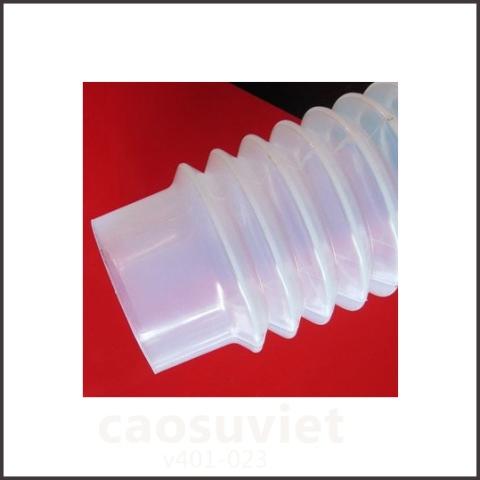 Ống nhún silicone chịu nhiệt dùng trong thực phẩm
