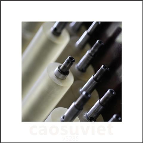 Sản xuất hàng loạt trục PU theo yêu cầu