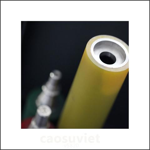 Trục PU dùng trong máy in offset nhiều màu