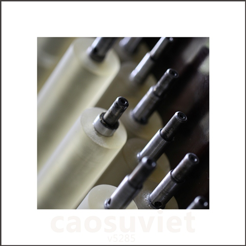 Trục PU dùng trong máy in