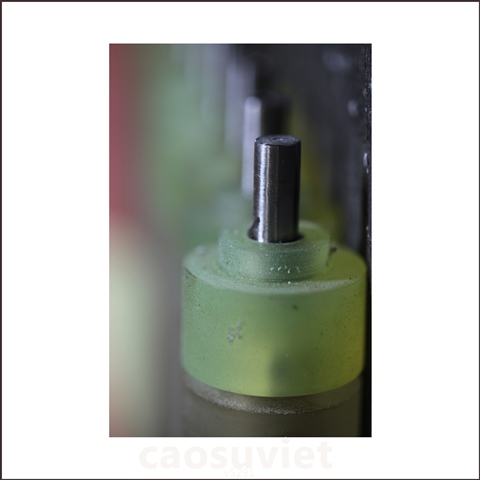 Trục bọc nhựa PU | Trục PU | PU rollers