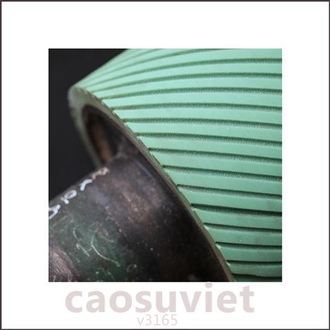 Trục chà nhám | Trục cao su máy chà nhám thùng