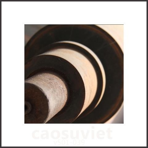 Xử lý bề mặt lõi trục cao su đúng cách giúp bám dính tốt với cao su
