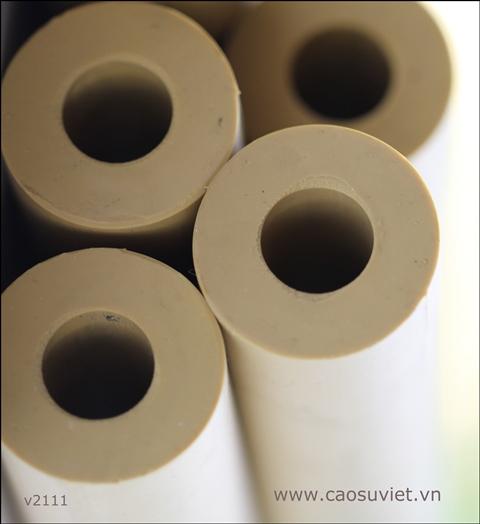 Ống nối mềm dùng trong thực phẩm bằng silicone