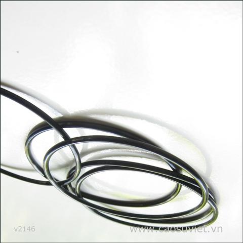 O-ring làm kín mặt bích bằng cao su EPDM