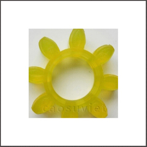 High hardness polyurethane spider couplings