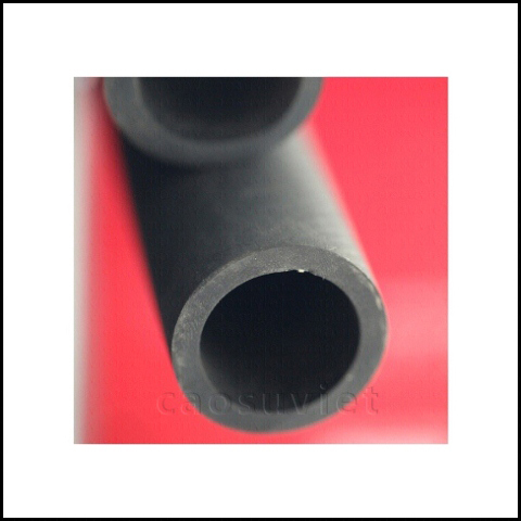 Oil resistant pneumatic rubber hoses