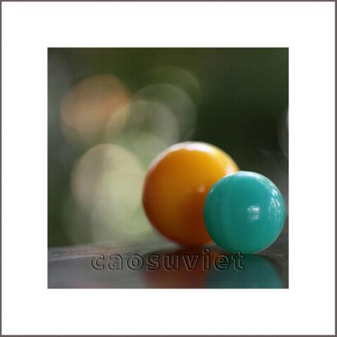 Excellent abrasion resistant rubber balls