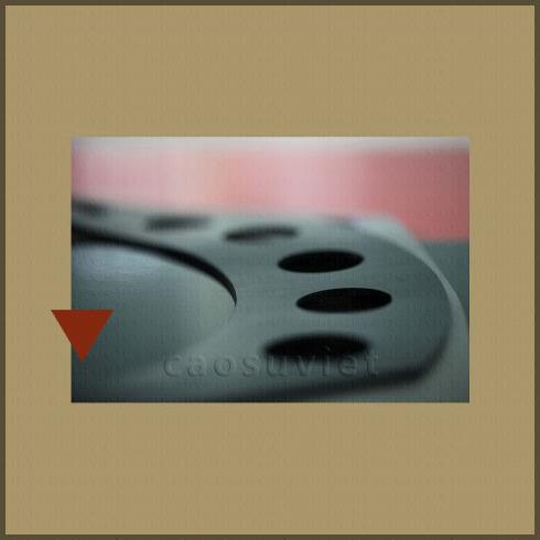 Custom rubber gaskets made in Vietnam